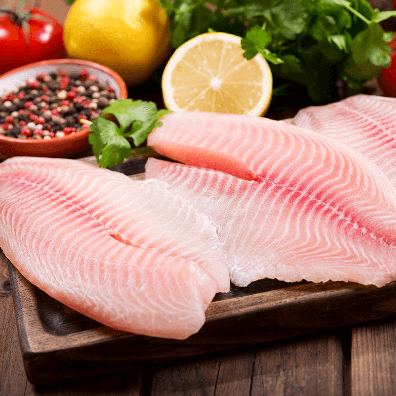 Tilapia Fillet Freshcatch